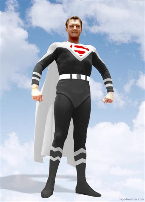 Icon Boat Justice League by Justice Lord George Reeves By Littlebigdave On Deviantart
