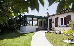 Jardin D Hiver Veranda : un jardin d hiver dans une v randa aluminium grandeur nature ~ Premium-room.com Idées de Décoration