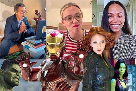Avengers assemble in virtual fundraiser for Joe Biden ...