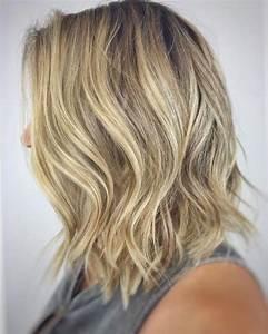 Blonde Mittellange Haare : str hnchen ideen f r kurze haare ~ Frokenaadalensverden.com Haus und Dekorationen