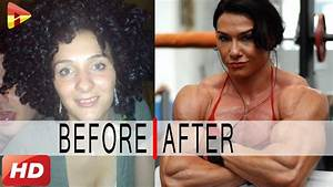 8 Women Before And After Steroids
