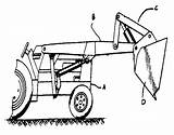 Digger Construction Coloring Clip Popular Cartoon Library Clipart sketch template