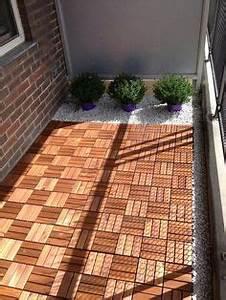 Ikea Balkon Holzfliesen : roof terrace with ikea decking tiles and oakham artificial ~ Michelbontemps.com Haus und Dekorationen
