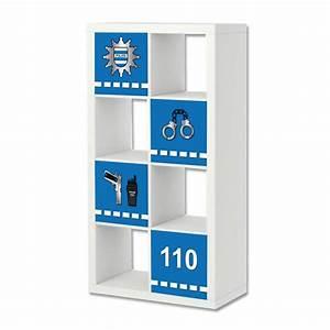 Kallax Regal Von Ikea : polizei aufkleber f r regal expedit kallax von ikea 24 ~ Michelbontemps.com Haus und Dekorationen