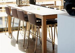 Table Haute Design : table de bar ou mange debout en ch ne pas cher casa jankurtz chez ksl living ~ Teatrodelosmanantiales.com Idées de Décoration