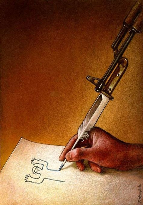 thought provoking illustrations  pawel kuczynski