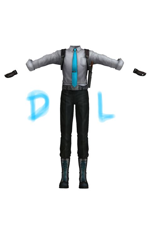 Mmd Male Outfits Dl