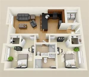 Splendid Modern Apartments Floor Plans 1010 Lofts On Main