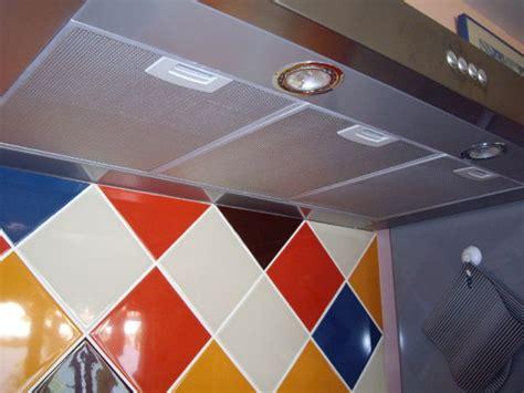 hotte de cuisine casquette installer une hotte casquette maisonapart