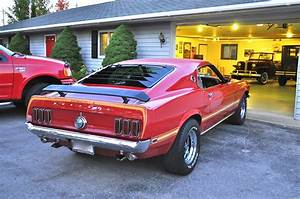 1969 Ford Mustang Mach 1 428 Cobra Jet - Classic Ford Mustang 1969 for sale
