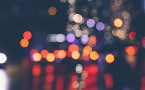 vt night bokeh art dark red light pattern wallpaper