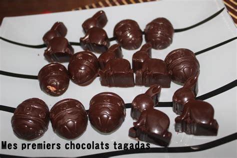 recette de chocolat maison