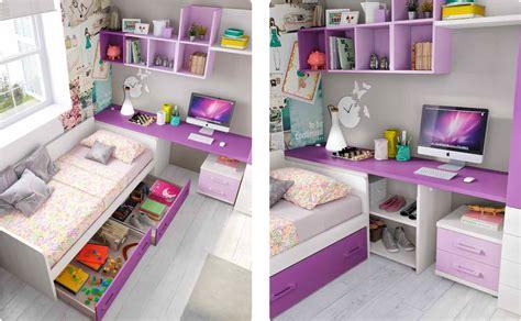 lit mezzanine avec bureau pour ado chambre ado fille avec lit mezzanine en voil une dco trs