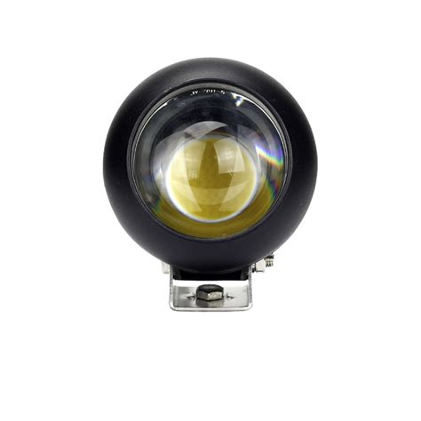 4 round led lights round led work light 4 inch 25 watt flood tuff led
