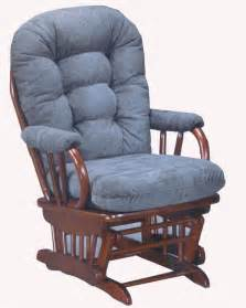 Patio And Deck Combo Ideas by Glider Rocker Recliner With Ottoman Black Leatherette