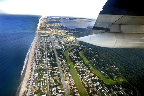 The Future of the Outer Banks: Climate change's effect on ...