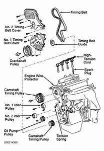 1999 Toyota Rav4 Engine Diagram