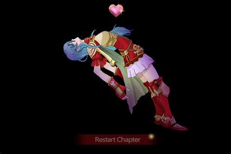 Kingdom Hearts Styled Game Over Screen Eirika Part One