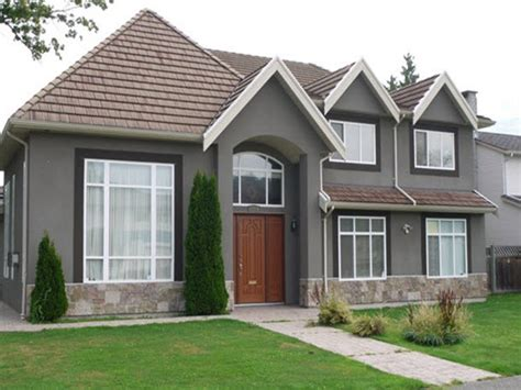 Exterior Trim Painting, Man Painting House Exterior House