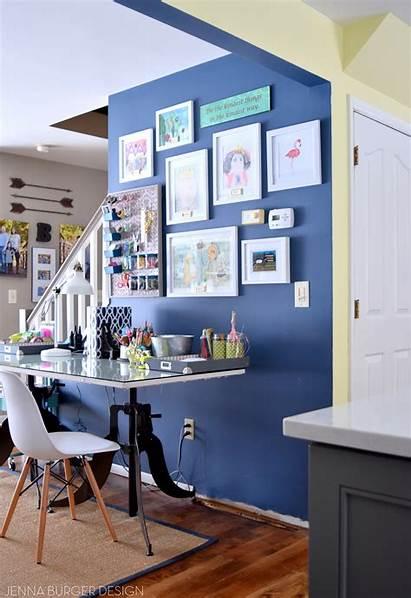 Paint Kitchen Open Concept Floor Plan Renovation