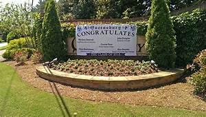 Graduation Yard Banners Best Business Template