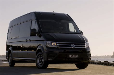 Volkswagen Crafter 2019 by 2019 Volkswagen Crafter Review The Wheel
