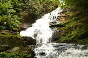 Highlands North Carolina Waterfalls
