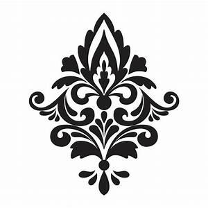Damask Patterns on Pinterest