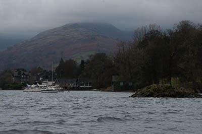 Motorboot Naar Engeland by Fotoblog Varen Windermere Lake District Reismagazine