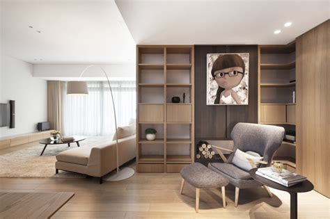 pure apartment  js space taiwan