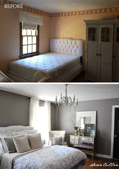 Dear Lillie Our Gray Guest Bedroom And A Full Source List