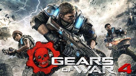 review gears of war 4 irrompibles el gamer no muere