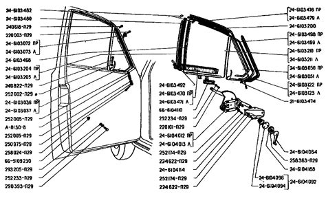 door parts name car door anatomy interior car door parts pictures to pin