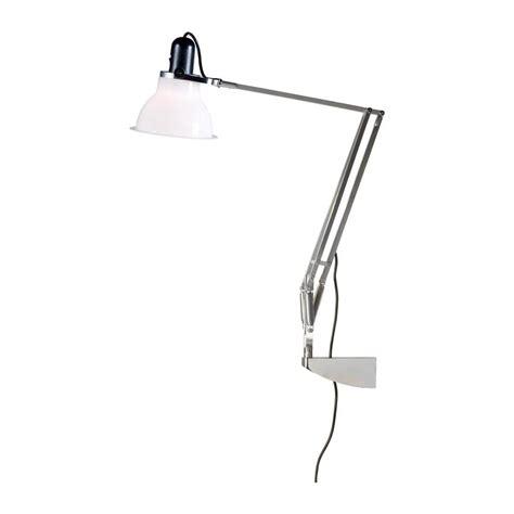 anglepoise 31317 type 1228 wall mounted adjustable light