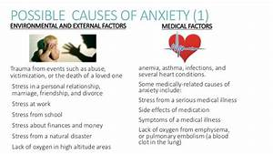 Anxiety  Causes  Symptoms And Treatments