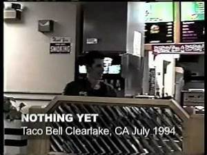 """NOTHING YET performs """"I'm Black and I'm Proud"""" @ Taco Bell ..."""