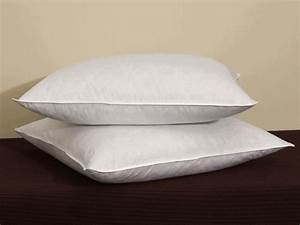 Restful nights national sleep products r medium plus for Comfort inn suites pillows
