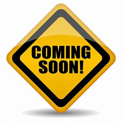 Soon Coming Clipart Sign Symbol Stone Boulder