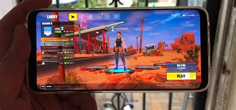 boost fortnite performance  android  changing