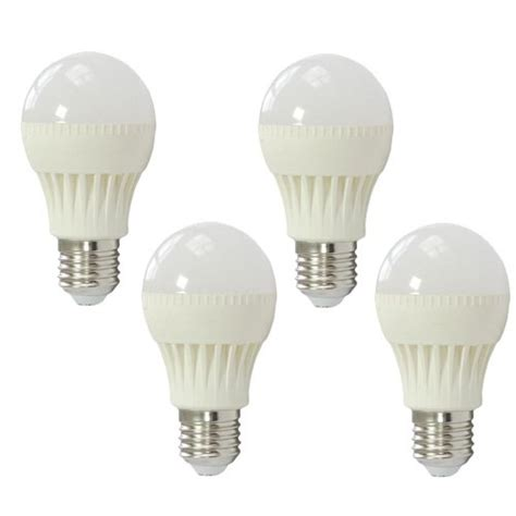 4 pack paclights eco30 economic led light bulbs 3 watt