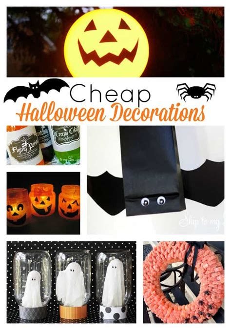 cheap halloween decorations skip   lou
