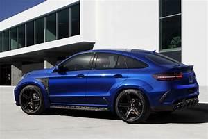 Gle Mercedes Coupe : mercedes gle coupe gets a blue gem colored body kit by topcar drivers magazine ~ Medecine-chirurgie-esthetiques.com Avis de Voitures