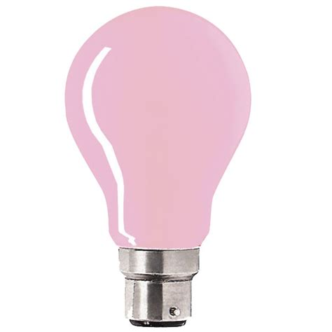 image gallery light bulb pink
