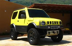 Mundo Automotivo  Suzuki Jimny