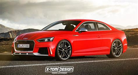 And Here's What The Next Audi Rs5 Will Look Like…