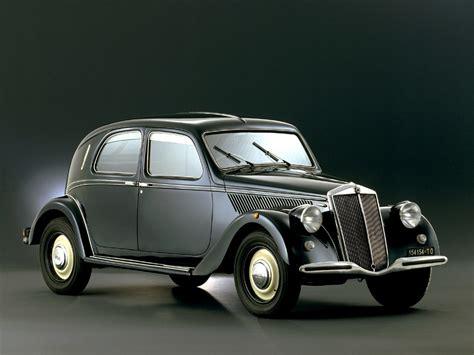 Lancia Aprilia Specs 1937 1938 1939 Autoevolution