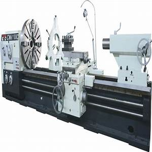 China Big Size Manual Lathe Machine  Cw62125c