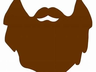 Beard Clipart Brown Clip Transparent Webstockreview