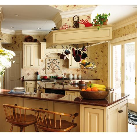 country kitchen decor ideas beautiful country kitchens and decorating ideas