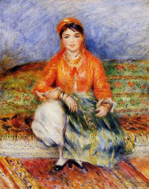 Solitary Dog Sculptor I Painter Renoir Pierre Auguste